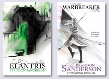 Sanderson-Elantris&WarbreakerUK-Blog