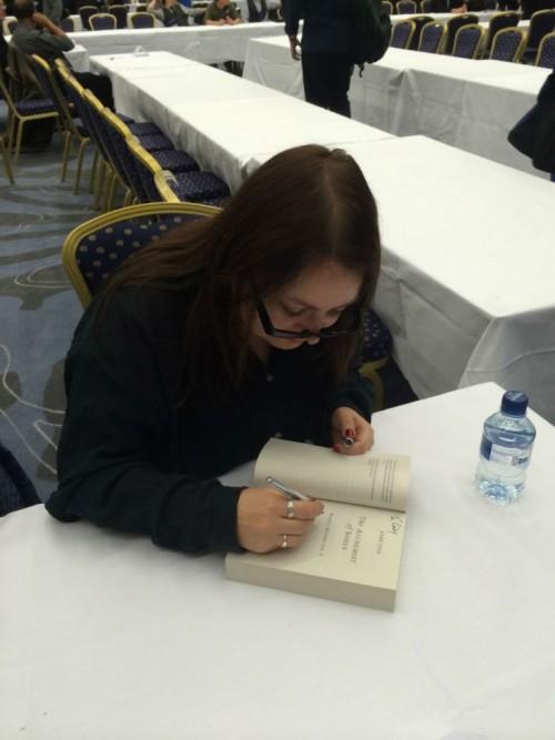 LyleA-WFC2013-Signing (ARBlog)