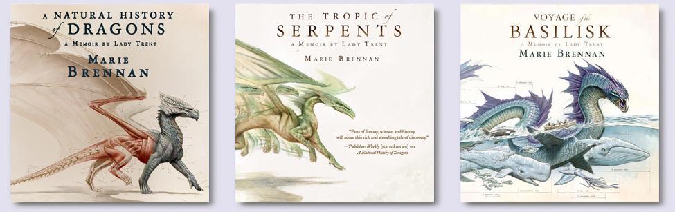 Natural History of Dragons | Zeno Agency Ltd