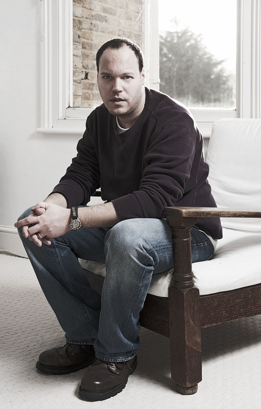 LavieTidhar-AuthorPic2013