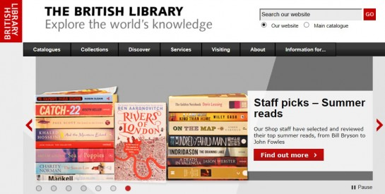 BritishLibraryLovesBenA