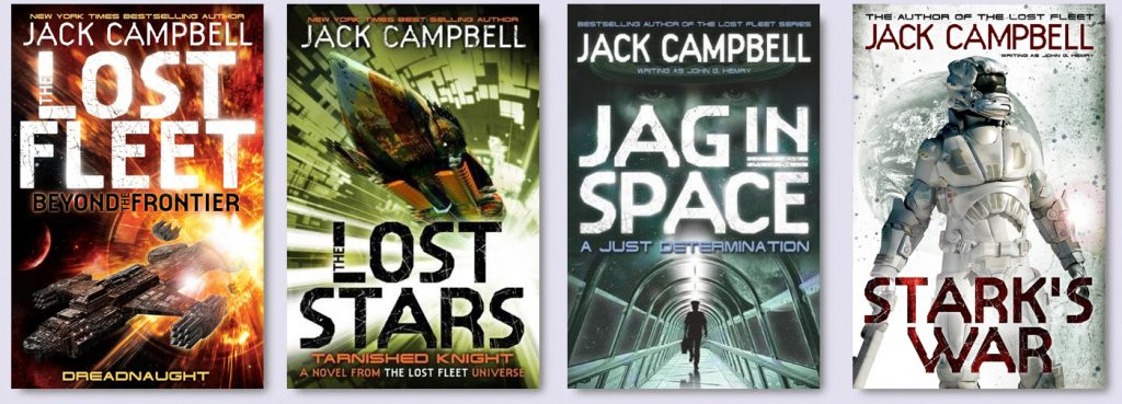 Black jack geary books