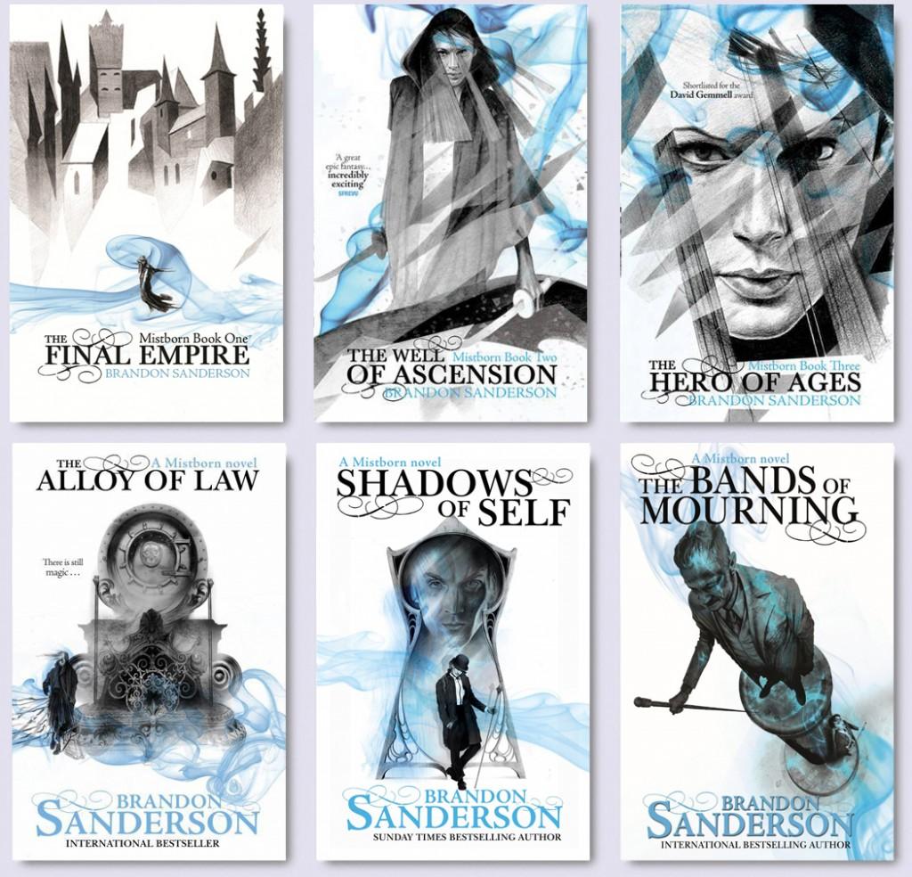 Brandon Sanderson Shadows Of Self Epub