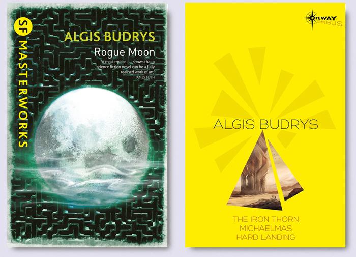 Budrys-RogueMoon&Omnibus
