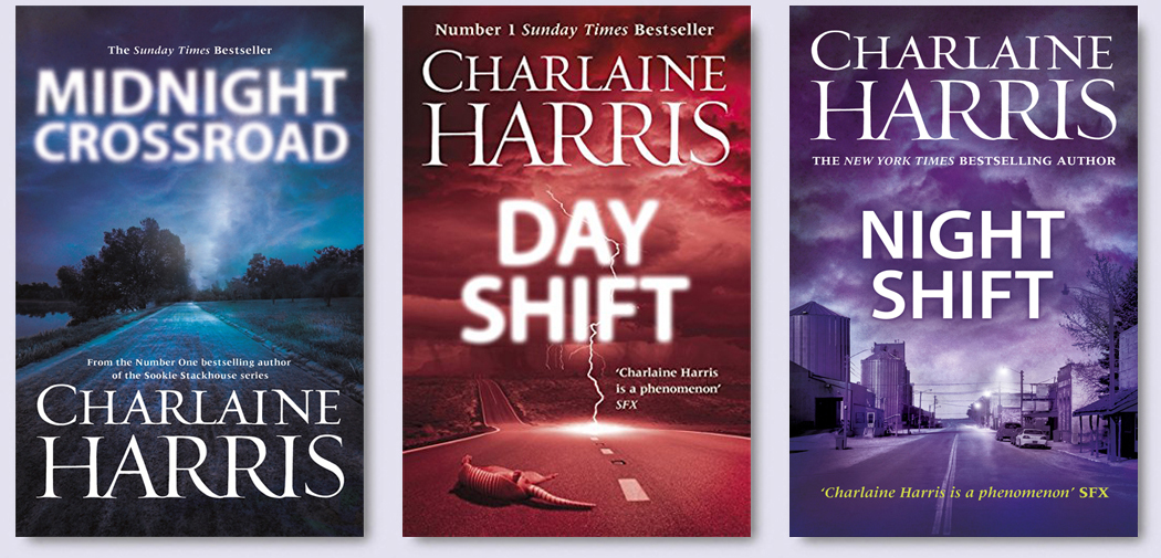 A Harper Connelly Mystery Series