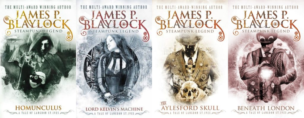 Blaylock-LangdonStIvesNovels
