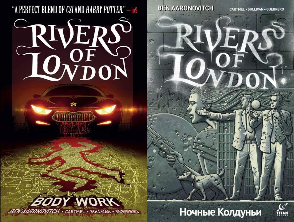 RiversOfLondon-Vols.1&2