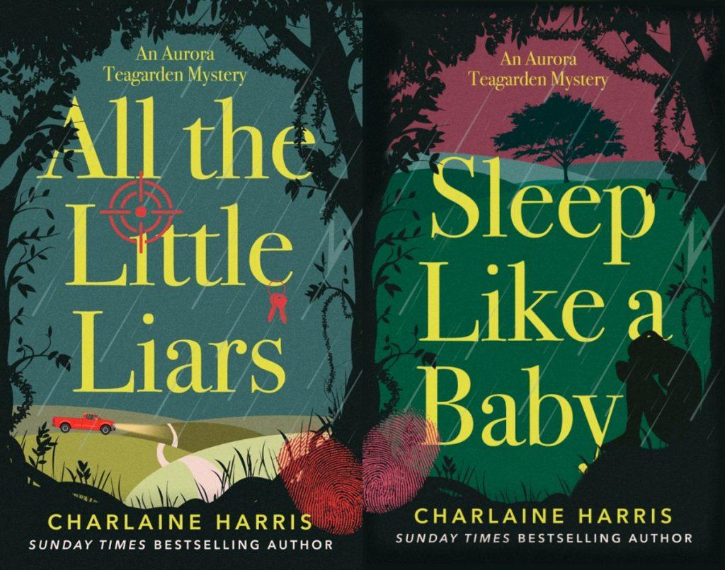 books like charlaine harris
