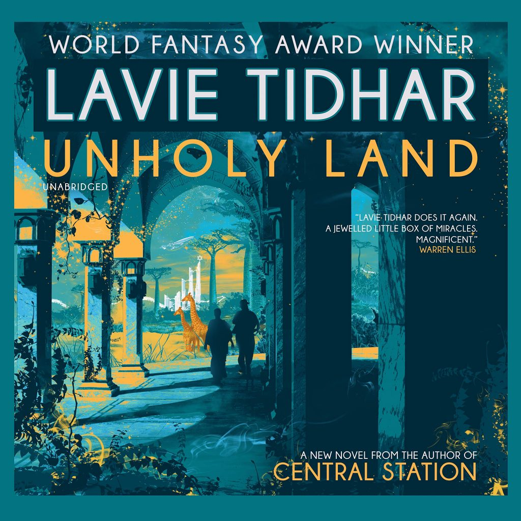 the land swarm audiobook release date